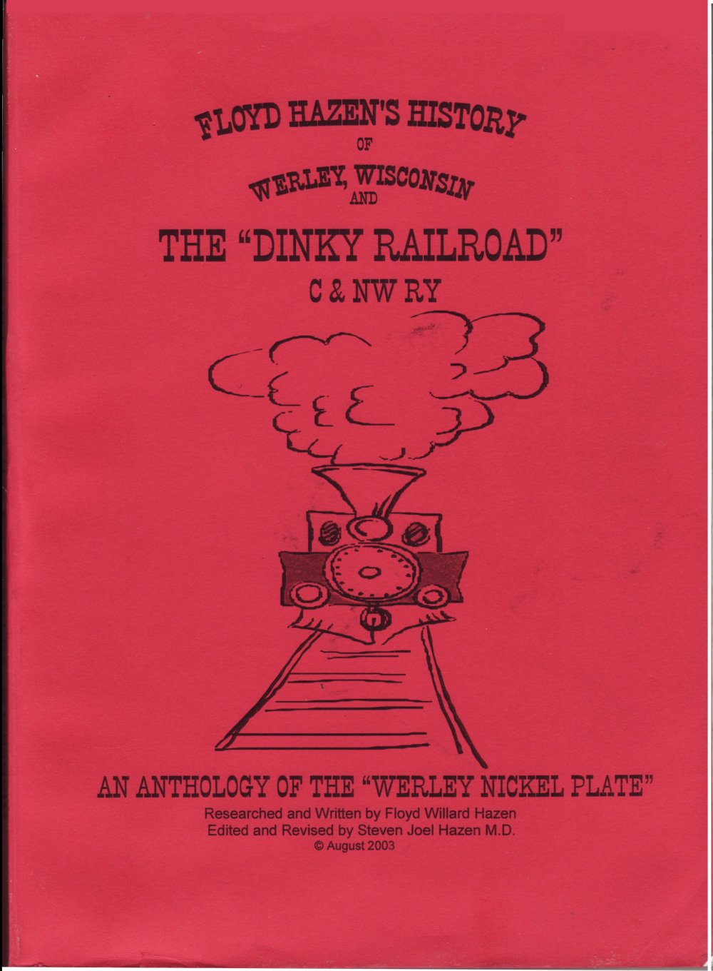 Dinky the Railroad Book